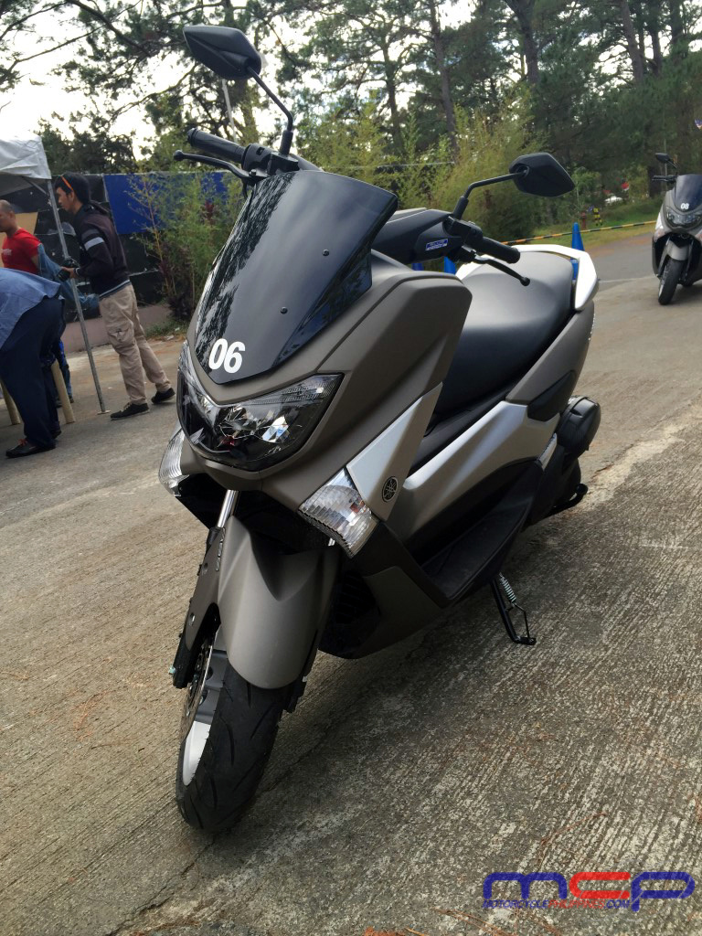 The New Yamaha Nmax Motorcycle Philippines