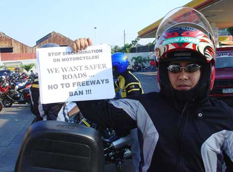 Freedom Ride 2 NLEX Report