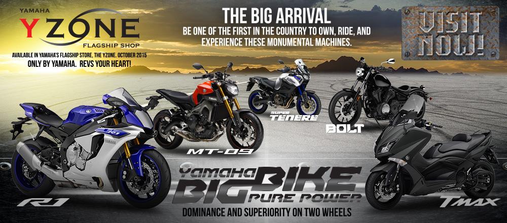 Yamaha Big Bikes Philippines