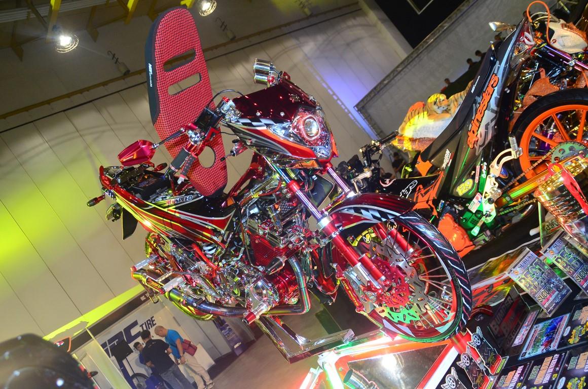 Sticker Design For Motorcycle Raider 150 >> The Suzuki Raider R150 Summit - Motorcycle Philippines