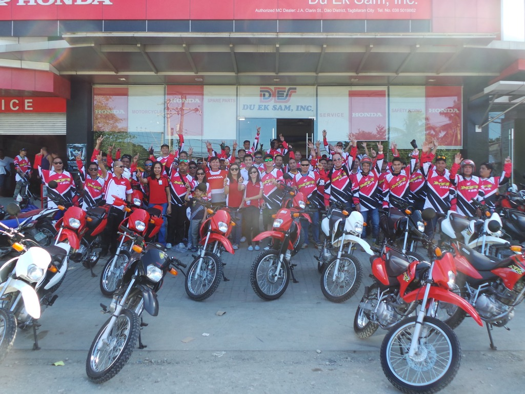 history of honda motorcycle philippines  Honda XR125L Off-Road Race and Riding Clinic - Motorcycle Philippines