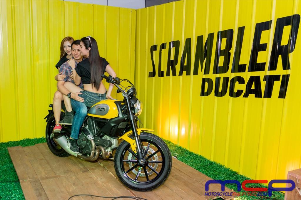 Ducati Scrambler Motorcycle Philippines