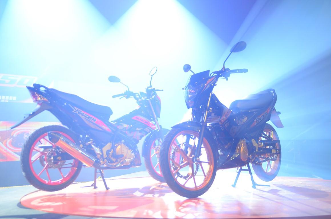 The Suzuki Raider R150 Summit Motorcycle Philippines