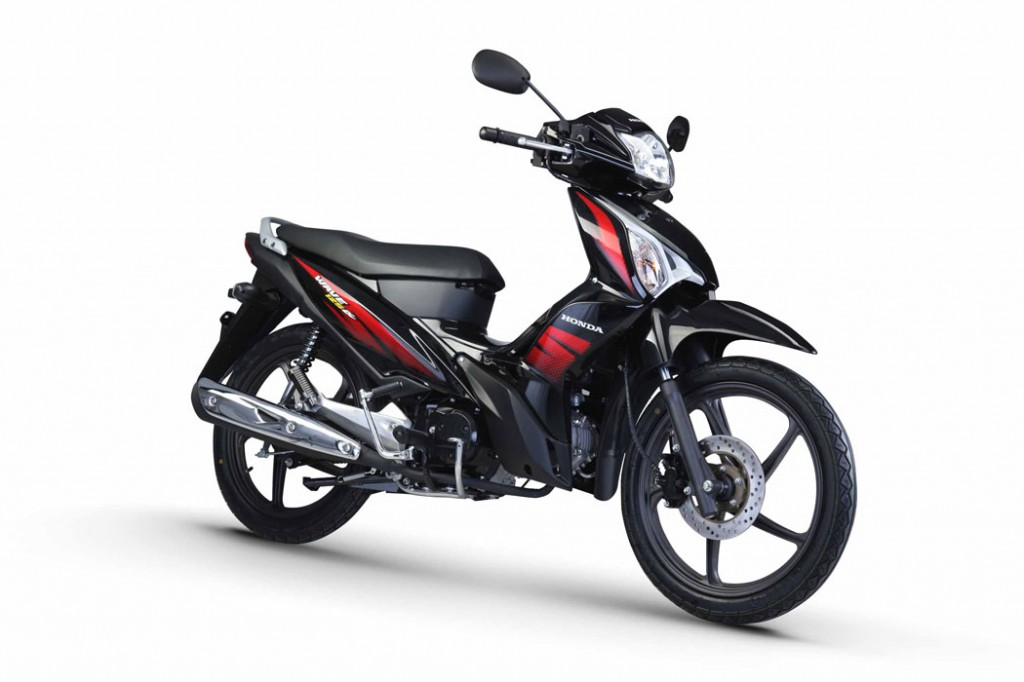 Honda Philippines Inc Releases The New Generation Wave 125