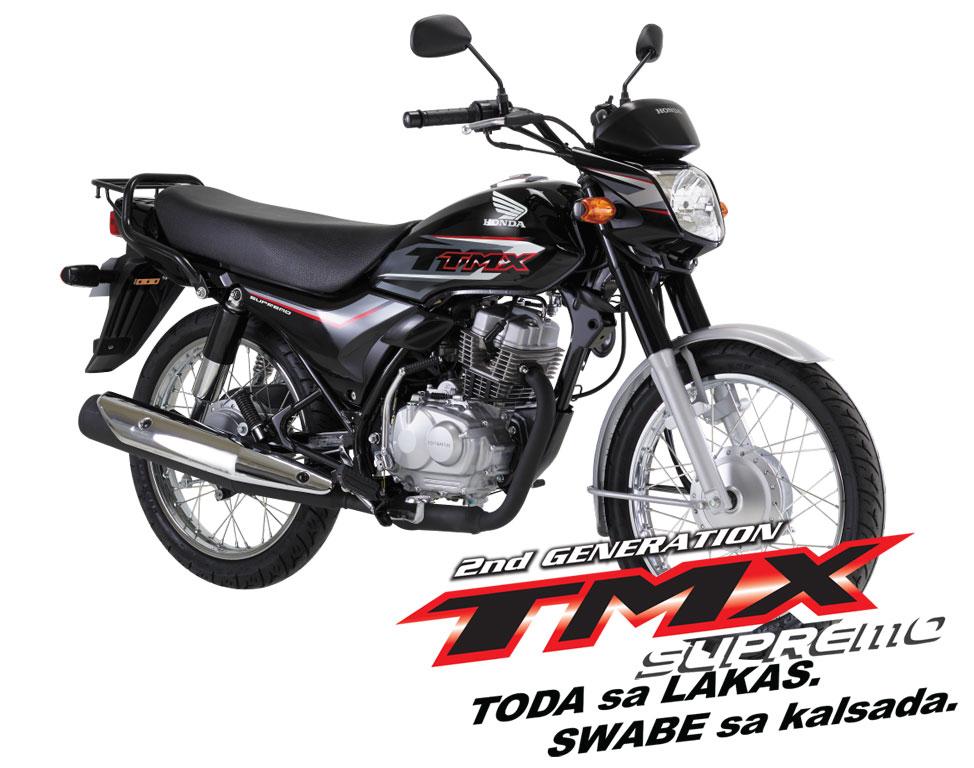 2nd Generation Honda TMX Supremo