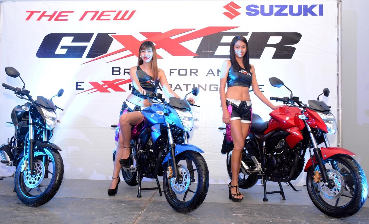 Suzuki Motorcycles Philippines Branches