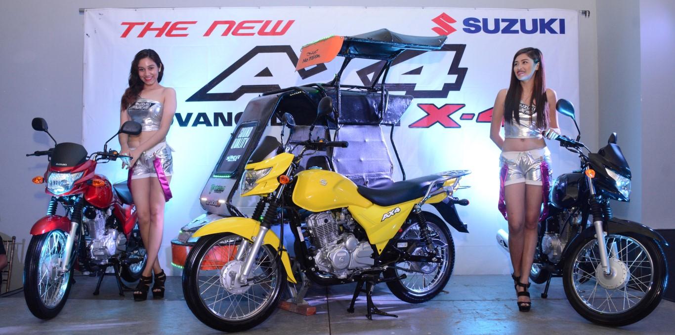 Suzuki 425 Motorcycle
