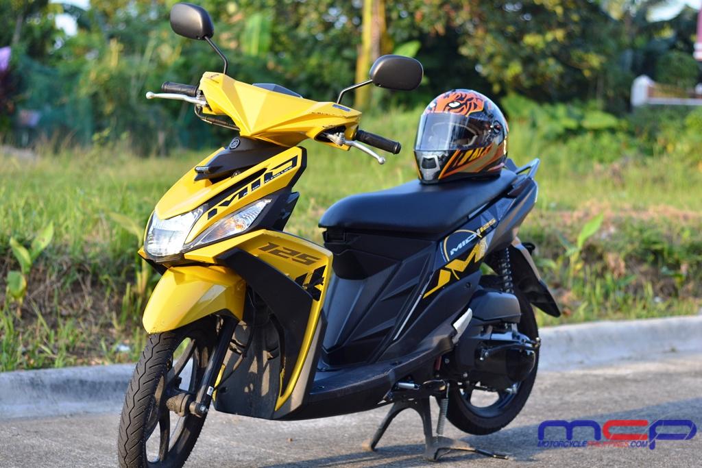 Yamaha Motorcycle Scooter Mio Price