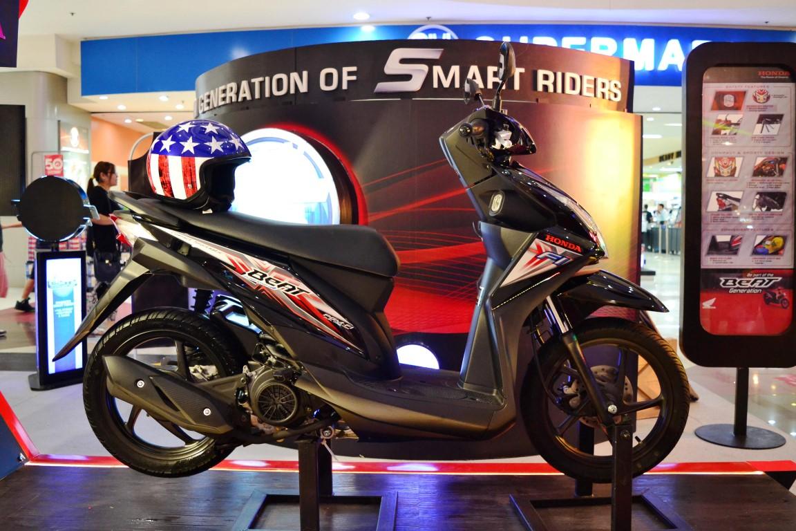 Honda Motorcycle Quezon City Philippines