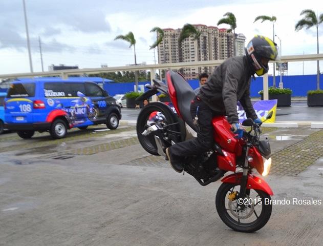 Suzuki Gixxer 150 Review - Motorcycle Philippines