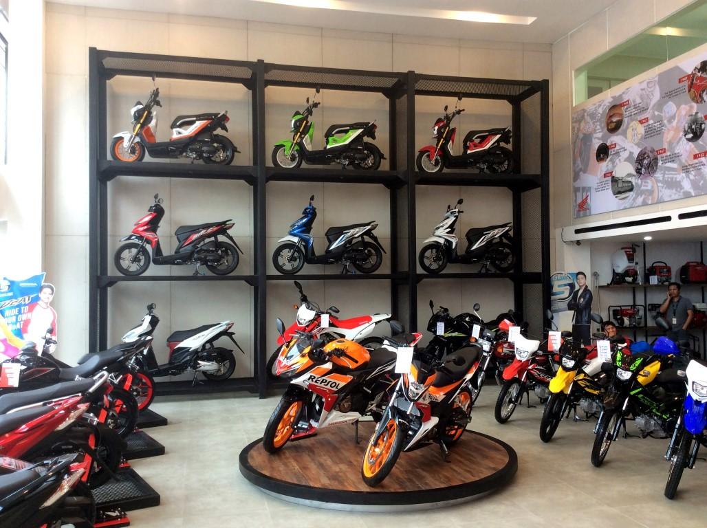 Honda Flagship Shop Grand Opening in Cebu City ...
