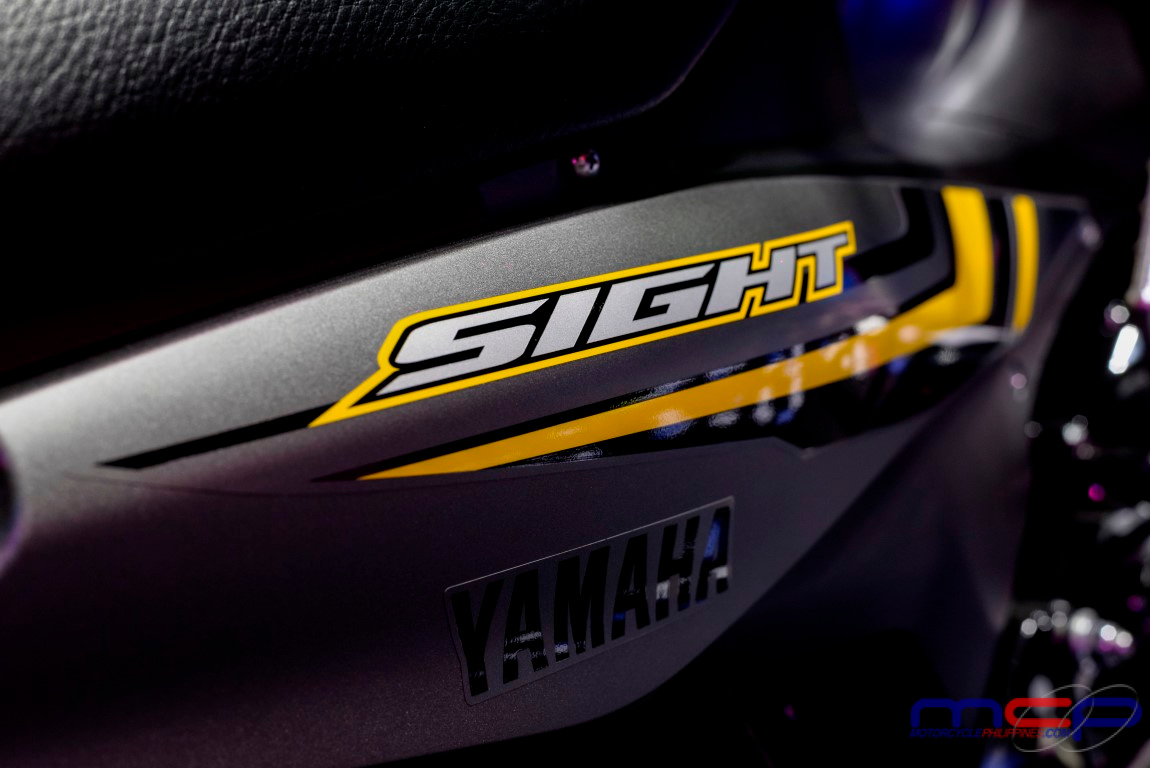 Start To See Things Your Way With Yamaha Sight Motorcycle Philippines Suzuki Shooter Fi 115 R The Includes And Abundance Of Features Sharp Headlight Is Equipped A Bright Incandescent Bulb That Gives Clear View Road