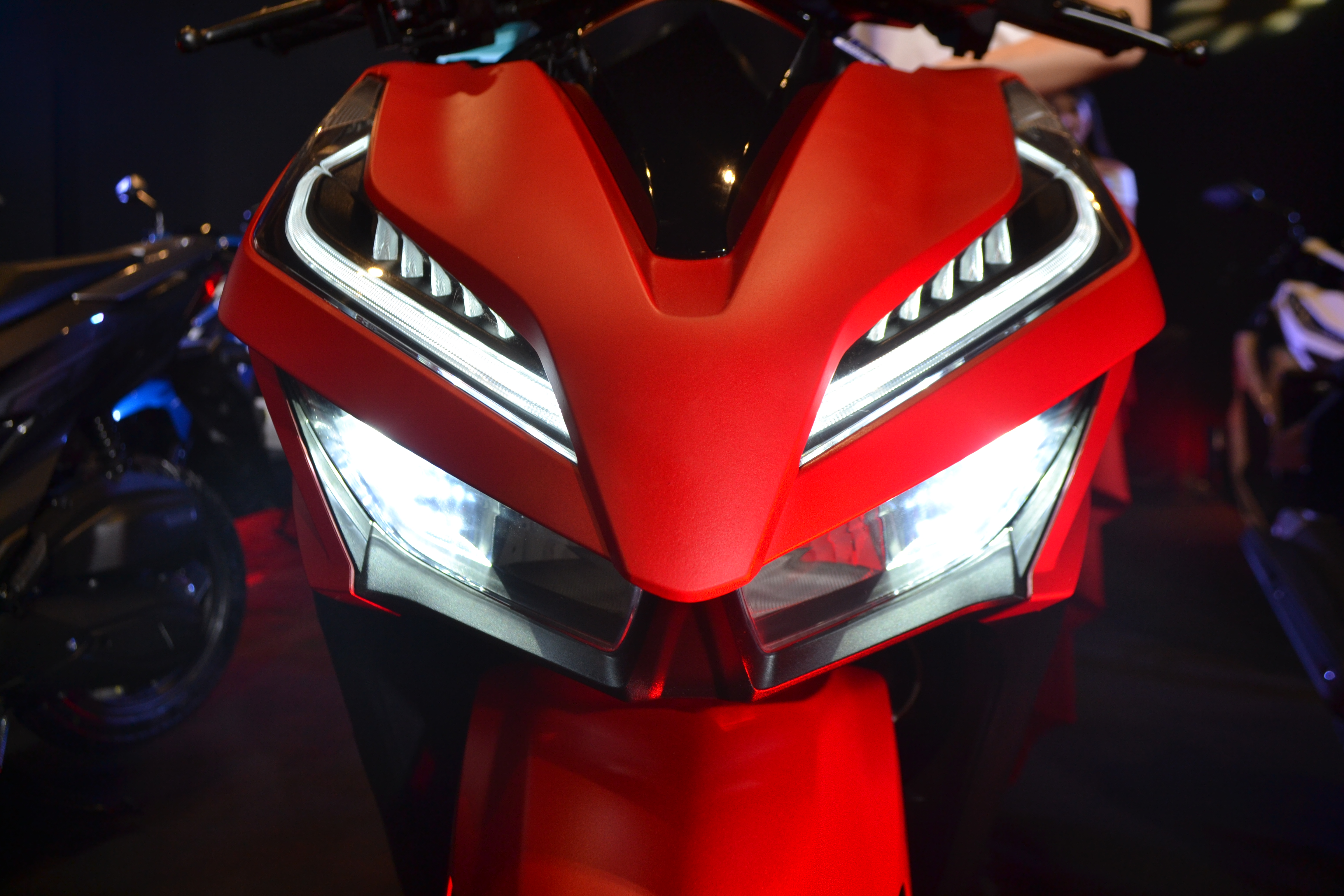 Honda Philippines Inc Brings Out The Game Changer With A New Line Motorcycles Designs Manila September 22 2018 Hpi Number One Motorcycle Manufacturer And Distributor In Today Introduces